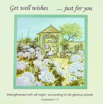 Get Well Card CDD133