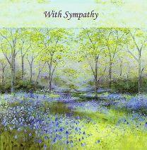 Sympathy Card CDD126