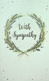 Sympathy Card 3900