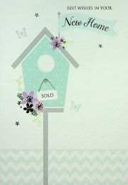 New Home Card 9226