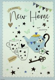 New Home Card 8465