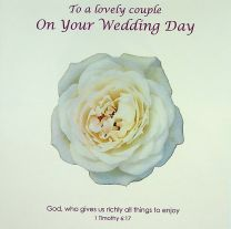 Wedding Card CN158