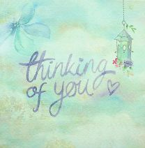 Thinking of You Card DS18019