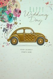 Wedding Card K271