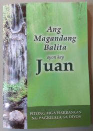 John's Gospel, Tagalog