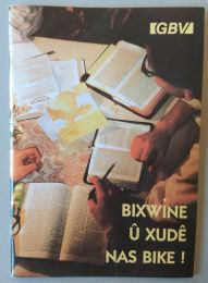 Read the Bible and get to know God better - Kurd. Kurm.
