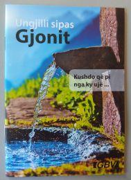 John's Gospel - Albanian