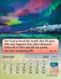 Joyful News Calendar 2021