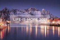 Life is More 2021 Calendar