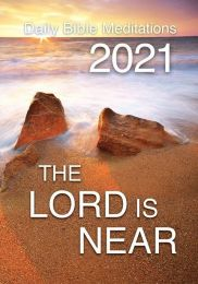 The Lord is Near 2021 - Book (English)