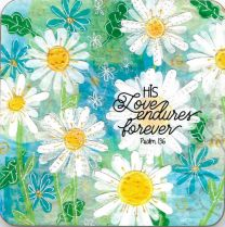 Coaster - His Love Endures (C160)