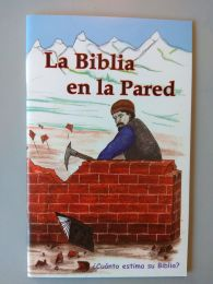 The Bible in the Wall (spanish)