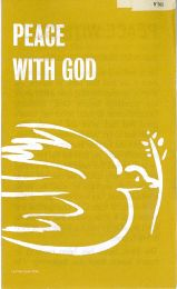 Peace with God (Pack of 1000)