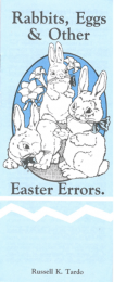 Rabbits, Eggs & Other Easter Errors