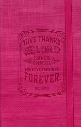 Notebook - Give Thanks