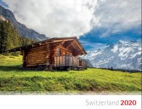 Swiss Calendar 2020 - Polish