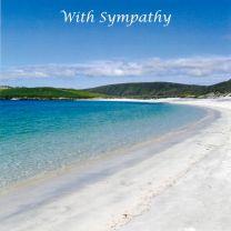 Sympathy Card CDC266