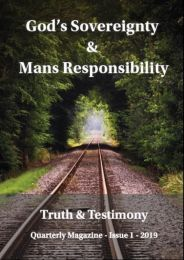 Truth and Testimony Subscription