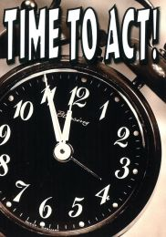 Time To Act (Pack of 100)
