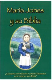 Mary Jones and her Bible (spanish)