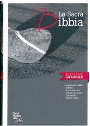 Italian Bible NR36511, Giant Print