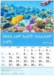 Words of Life 2020 (TBS) Amharic