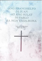 Gospel of John & Epistle of Romans - Tagalog