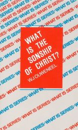 What Is the Sonship of Christ?