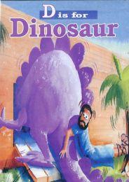 DVD D Is For Dinosaur