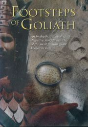 DVD Footsteps of Goliath