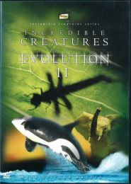 DVD Incredible Creatures That Defy Evolution 2
