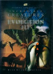 DVD Incredible Creatures That Defy Evolution 3