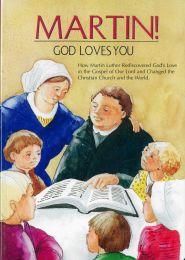 DVD Martin! God Loves You