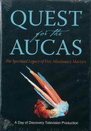 DVD Quest For The Aucas