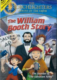 DVD The Torchlighters - The William Booth Story