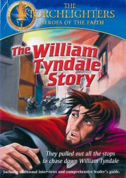 DVD The Torchlighters - The William Tyndale Story