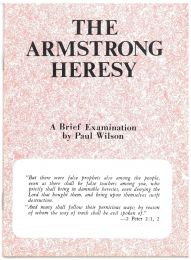 The Amstrong Heresy