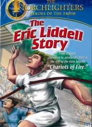 DVD The Torchlighters - The Eric Liddell Story
