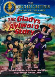 DVD The Torchlighters - The Gladys Aylward Story