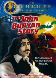 DVD The Torchlighters - The John Bunyan Story