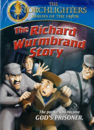 DVD The Torchlighters - The Richard Wurmbrand Story