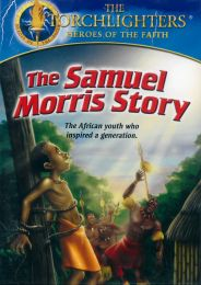 DVD The Torchlighters - The Samuel Morris Story
