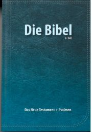 New Testament with Psalms, Pocket Size