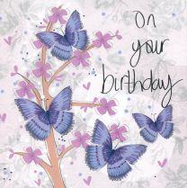 Birthday Card DS18055