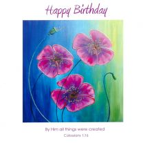Birthday Card CA12