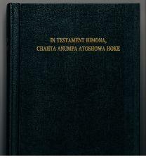 New Testament & Psalms - Chokwe