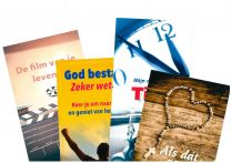 Tracts, different titles - Dutch