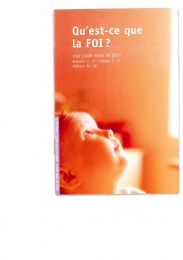 What Is Faith ? - Booklet