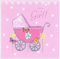 Birth Congratulation Card TE41059B