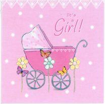 Birth Congratulation Card TE41059B